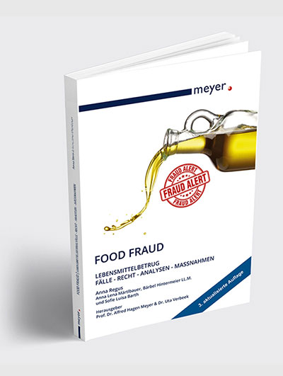 meyerscience Bücher Food Fraud